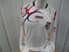 VINTAGE LOTTO PANAMA NATIONAL MEN'S SOCCER TEAM LS LARGE JERSEY 2012/13 KIT
