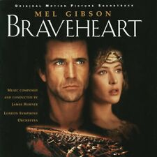 cd O.S.T. colonna sonora  James Horner - Braveheart