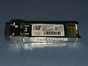 Cisco DS-SFP-FC16G-SW 10-2666-01 16G 16GFC Fibre Channel FC SFP+ LC MMF SW 850nm