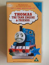 Thomas The Tank Engine & Friends - Classic Adventures of - VHS Video