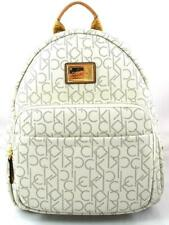 Authentic Calvin Klein off White Almond Backpack H6dkj5hh