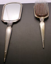 Sterling Silver Vanity Set Saart Brothers GORGEOUS No Mono