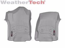 WeatherTech FloorLiner for Silverado/Sierra Crew/Double Cab - 1st Row - Grey