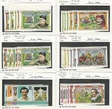 Tuvalu, Postage Stamp, # Nui, Nanumea, Nukufetau, Vaitupu, 1984, JFZ
