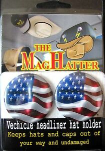 American Made Cowboy Hat Holder for Truck/SUV/Cars/Also for Caps , #4