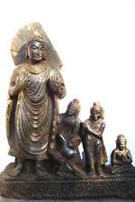 Dipankara Buddha Predicting Lord Siddhartha To Be Shakyamuni Buddha Rare Statue