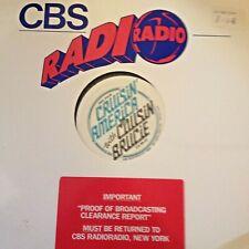 RADIO SHOW: COUSIN BRUCIE 8/12/88 4 SEASONS MEDLEY, COASTERS, ROY ORBISON, CCR