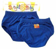 Bright Bots Washable Potty Training Pants (2pk, Blue, EXLarge, 24 -30 months)
