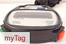TAG HEUER 70'S MICROSPLIT 1030 DIGITAL POCKET WATCH