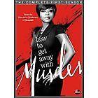 How to Get Away with Murder SEASON 1 DVD- NEW_Region 1 U.S