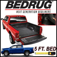 Trail FX Rubber Bed Mat Colorado Canyon 5/' Bed 2015-2016 #628D