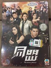 DVD HK TVB Drama The Unholy Alliance 同盟 Eps 1-28END..English Subtitle All Region