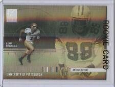 LARRY FITZGERALD ROOKIE CARD 2004 Donruss Elite #'d/2000 SP Pitt Football RC!