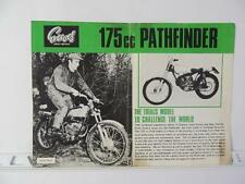 Pathfinder Trials Greeves Puch Dealer Brochure L541