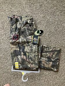 Mossy Oak Break Up Country Hunting Cargo Pants Men's Large (36-38)