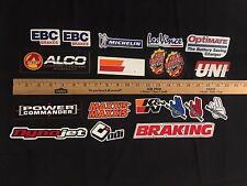 Dirt Bike Motorcycle ATV Sticker Mix Honda Yamaha Suzuki CRF450 CR250