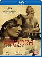 ISADORA di Karel Reisz con Vanessa Redgrave BLURAY FILM in Inglese NEW .cp