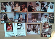 Pier Paolo Pasolini SALO - 120 DAYS OF SODOM 1975 set of 24 German lobby cards