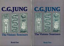 THE VISIONS SEMINARS By C.G. Jung 2 Volume Set 1976