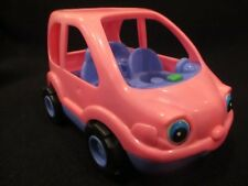 fisher price little people pink SUV car