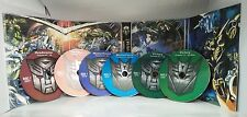 TRANSFORMERS (HEADMASTERS+MASTER FORCE+VICTORY) (ENG) - TV SERIES DVD(1-109 EPS)