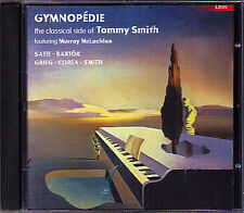 Tommy SMITH Classical Side of GYMNOPEDIE Saxophone LINN CD Murray McLanchlan
