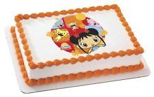 Ni Hao Kai-lan Party CAKE Topper Decoration EDIBLE kit Birthday Favors Girl Kit