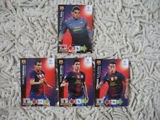 PANINI ADRENALYN XL CHAMPIONS LEAGUE 2012/13  BARCELONA  base set update