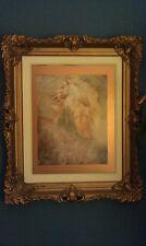 Spirit II by John Parrish In Lavish Gold Painted Wood Frame modernism