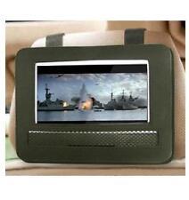 """Car Headrest Mount Starp Holder For 7"""" 7.5 """" Swivel & Flip Portable DVD Players"""
