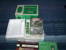 VINTAGE-JULIETTE-SOLID STATE 6 TAPE PLAYER-NEW-OLD STOCK-TOPPLAY-GREEN