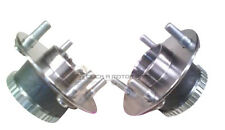 FORD MONDEO MK1 MK2 REAR 2 WHEEL BEARING HUBS WITH ABS