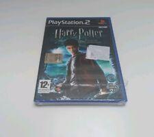 HARRY POTTER E IL PRINCIPE MEZZOSANGUE PLAYSTATION 2 PS2 NUOVO SIGILLATO PAL ITA