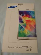 Genuine Official Samsung GALAXY Tab S 8.4 Screen Protector (2pcs) ET-FT700CTEGWW