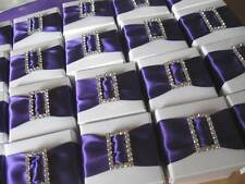 Cadburys Purple Wedding Favours - Table Decorations - All Colours Available