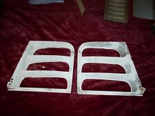 Mopar  Dodge charger side window louvers used