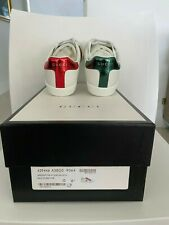 GUCCI Men's Ace embroidered sneaker Size 6+