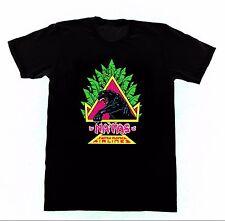 Natas Santa Monica Airlines Tshirt Vintage Skateboard T-Shirt Venice Dog Town