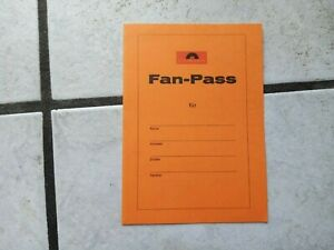 Polydor  Fan Pass   ABBA -  Fan -Club -Ausweis -aus den 70 er Jahren -top  # €