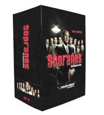 The Sopranos - The Complete Series DVD Box Set  VISA, MC PAYMENT