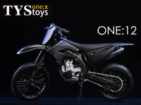 TYStoys 1/12 Motorcycle Model 18DT05 Fit 6in. Action Figure Doll