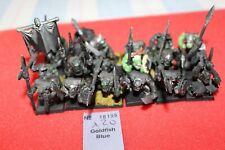 Games Workshop Warhammer Orc Orcs Orruks Boys Warriors Boyz x20 Models Regiment