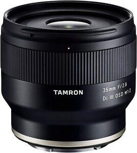 Tamron 35mm f/2.8 Di III OSD For Sony E
