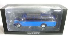 Mercedes-Benz O 3500 Bus (blau) 1950 1:43