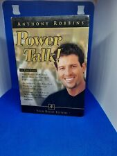 Anthony Robbins Power Talk Your Belief Systems (2002 CDs)   B