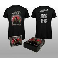NEW Dokken • Return to the East Live 2016 CD Box Set with Shirt DVD heavy metal