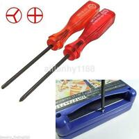 Tri-Wing& Cross Wing Screwdriver Repair Tool For Nintendo NDS DS Lite GBA Wii UK