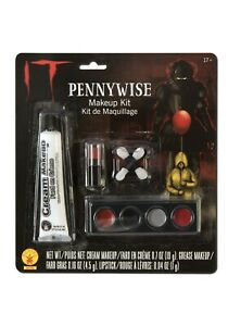 IT Pennywise - Makeup Kit - Rubie's