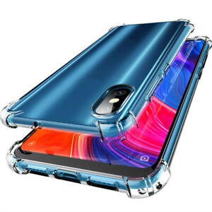 For Huawei P30 P20 Honor 20 Pro Lite Shockproof Clear Silicone Soft Case Cover