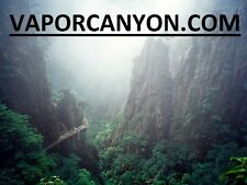 vaporcanyon.com PREMIUM domain name Vapor Canyon Hot Springs Spa VAPORCANYON